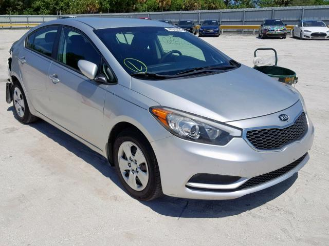Kia Fort Pierce >> 2014 Kia Forte Lx 1 8l 4 For Sale In Fort Pierce Fl Lot 48043429