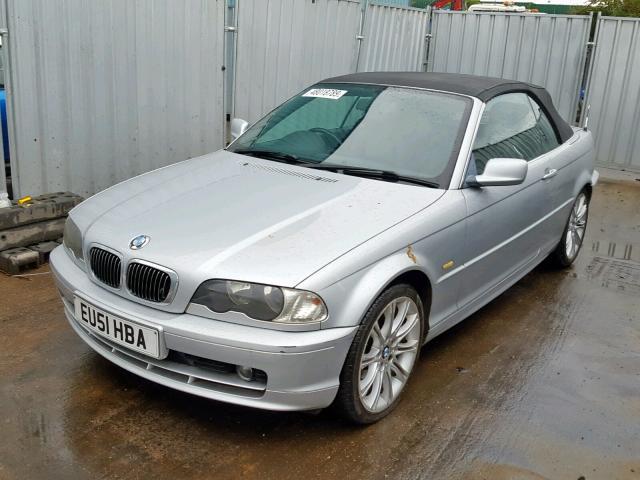 BMW 320CI AUTO - 2001 rok