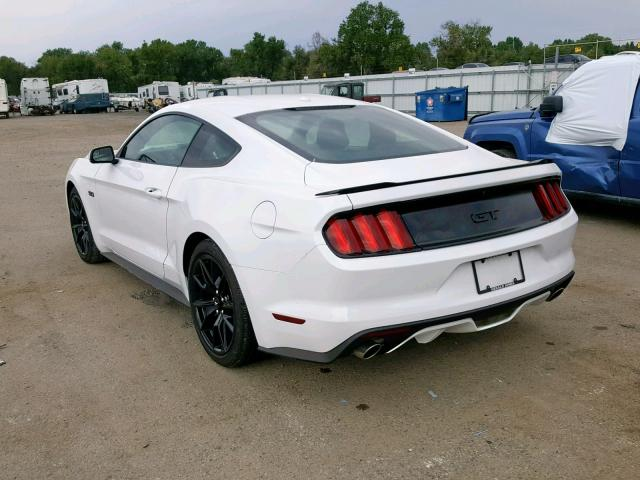 2017 FORD MUSTANG GT - 3