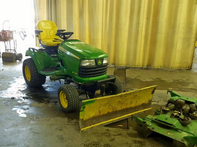 click here to view 2010 JOHN DEERE MOWER at IBIDSAFELY