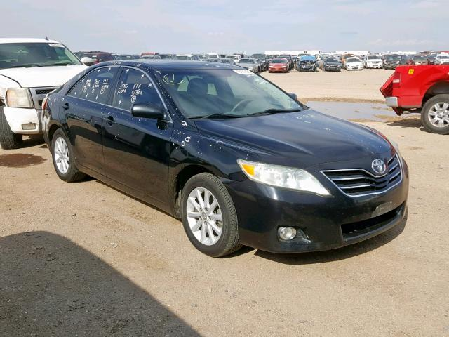 2010 Toyota Camry For Sale >> 2010 Toyota Camry Se 3 5l 6 For Sale In Amarillo Tx Lot 48191429