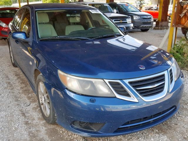 2008 Saab 9-3 2.0T 2.0L