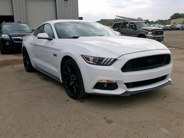 2017 FORD MUSTANG GT - 1