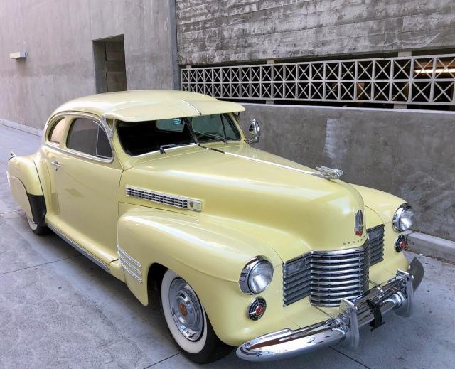 Salvage 1941 Cadillac 2 DR for sale
