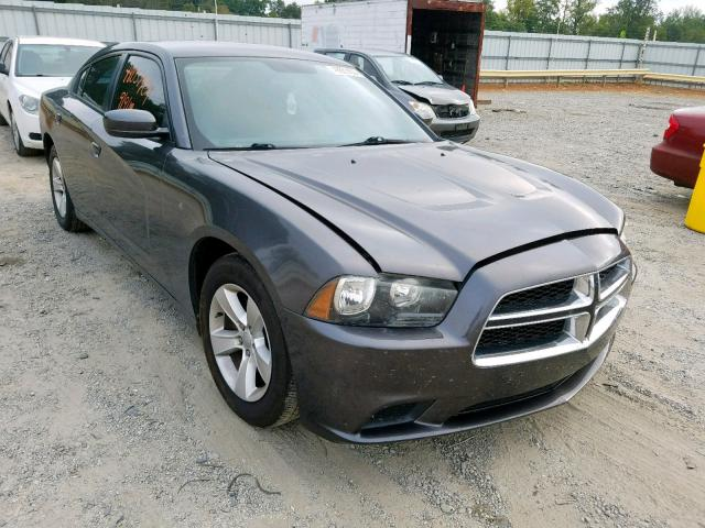 Salvage cars for sale from Copart Chatham, VA: 2013 Dodge Charger SE
