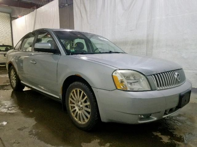 click here to view 2006 MERCURY MONTEGO PR at IBIDSAFELY