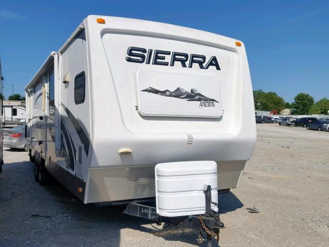 click here to view 2008 WILDWOOD SIERRA at IBIDSAFELY