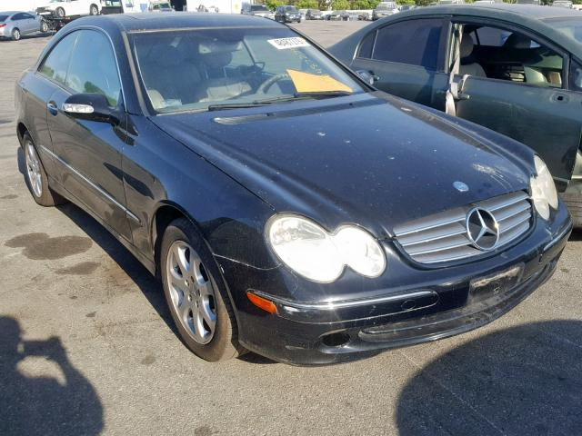 click here to view 2003 MERCEDES-BENZ CLK 320C at IBIDSAFELY