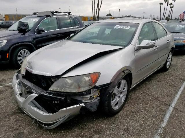Acura Van Nuys >> 2005 Acura Rl 3 5l 6 For Sale In Van Nuys Ca Lot 48204359