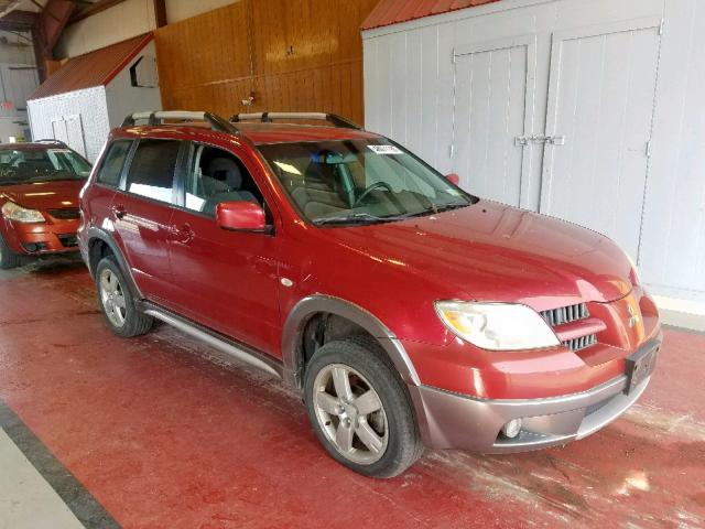 click here to view 2005 MITSUBISHI OUTLANDER at IBIDSAFELY