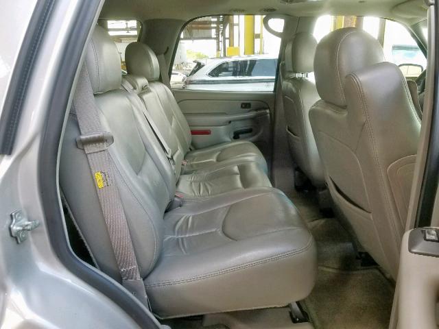 2006 Chevrolet Tahoe K150 5 3l 8 For Sale In Jacksonville Fl Lot 47689009