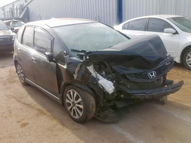 Honda FIT Sport salvage cars for sale: 2012 Honda FIT Sport
