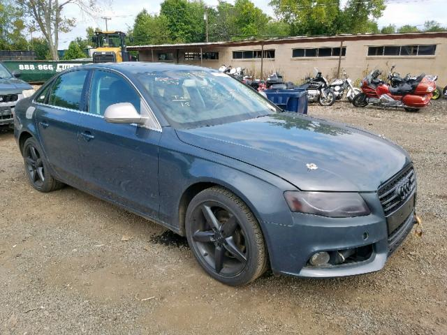 click here to view 2009 AUDI A4 PRESTIG at IBIDSAFELY