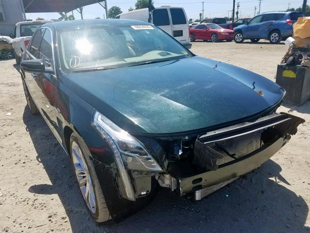 click here to view 2016 CADILLAC CT6 PLATIN at IBIDSAFELY