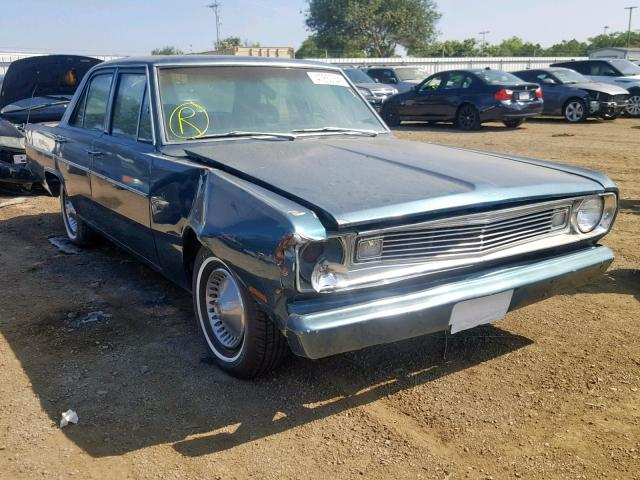 click here to view 1969 PLYMOUTH VALIANT at IBIDSAFELY