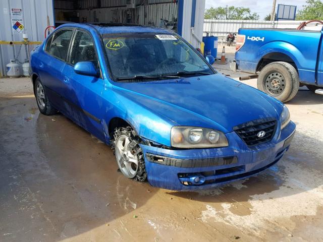 2005 Hyundai Elantra Gl 2.0L