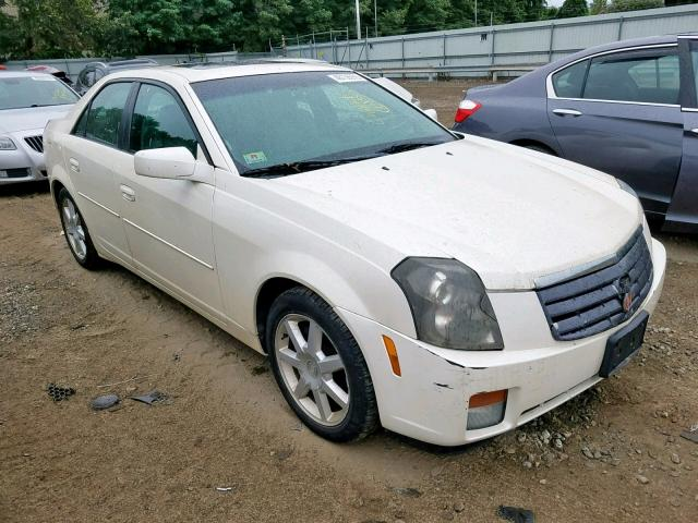 click here to view 2005 CADILLAC CTS HI FEA at IBIDSAFELY