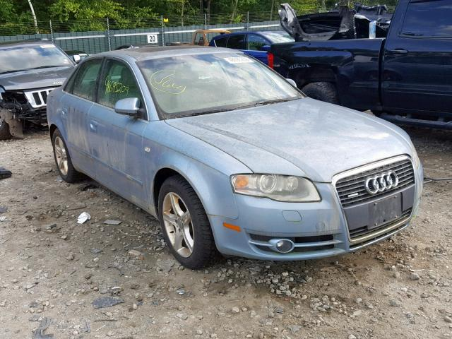 click here to view 2006 AUDI A4 2.0T QU at IBIDSAFELY