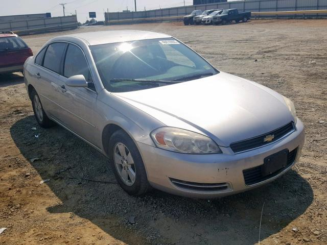 2007 Chevrolet Impala Lt >> 2007 Chevrolet Impala Lt 3 5l 6 For Sale In Chatham Va Lot 48816969