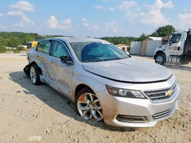 2014 Chevrolet Impala Ltz 3.6L