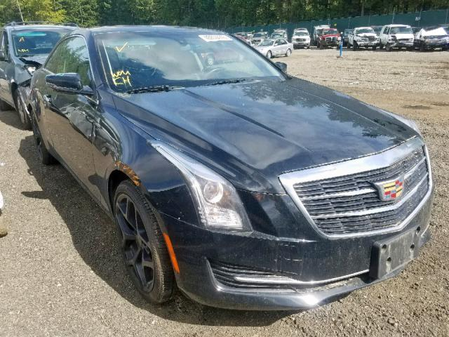 click here to view 2016 CADILLAC ATS at IBIDSAFELY