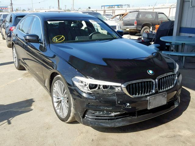 click here to view 2017 BMW 530 I at IBIDSAFELY