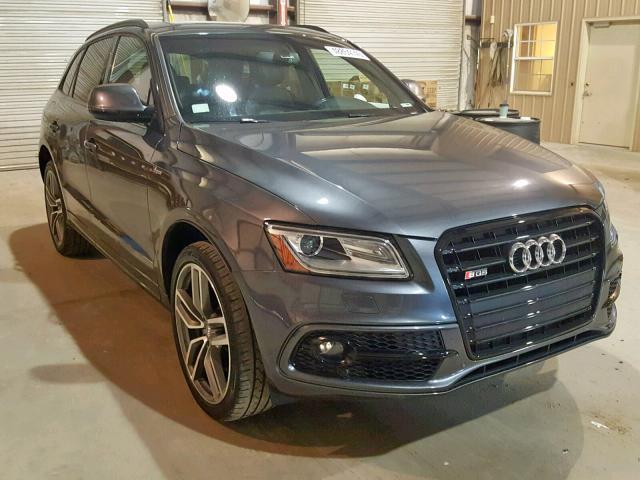2016 Audi SQ5 Premium en venta en Gainesville, GA