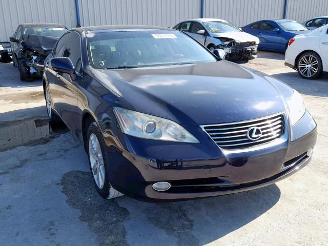 click here to view 2007 LEXUS ES 350 at IBIDSAFELY