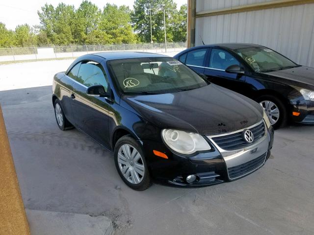 click here to view 2008 VOLKSWAGEN EOS TURBO at IBIDSAFELY