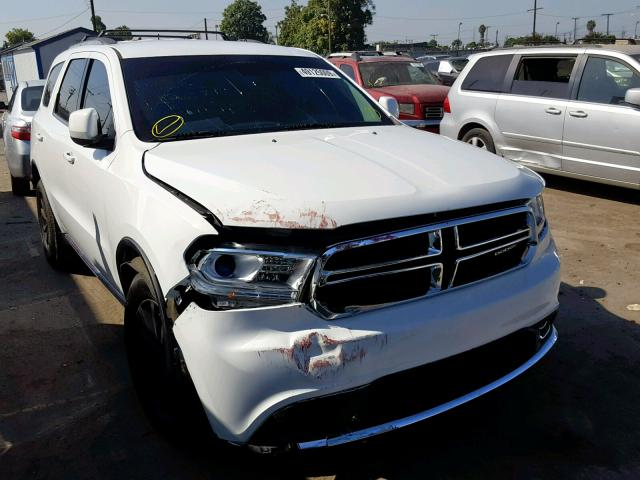 click here to view 2017 DODGE DURANGO SX at IBIDSAFELY