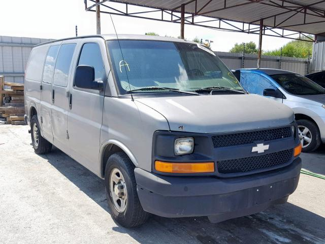 2003 Chevrolet Express G1 4 3l 6 For Sale In Orlando Fl Lot 48647229
