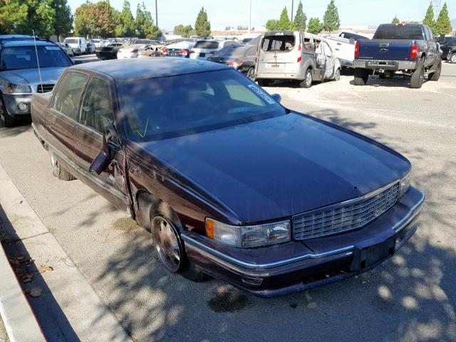 click here to view 1995 CADILLAC DEVILLE at IBIDSAFELY