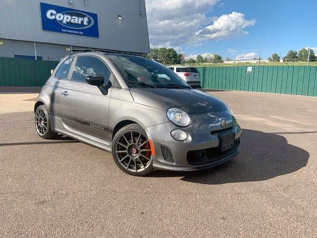click here to view 2013 FIAT 500 ABARTH at IBIDSAFELY