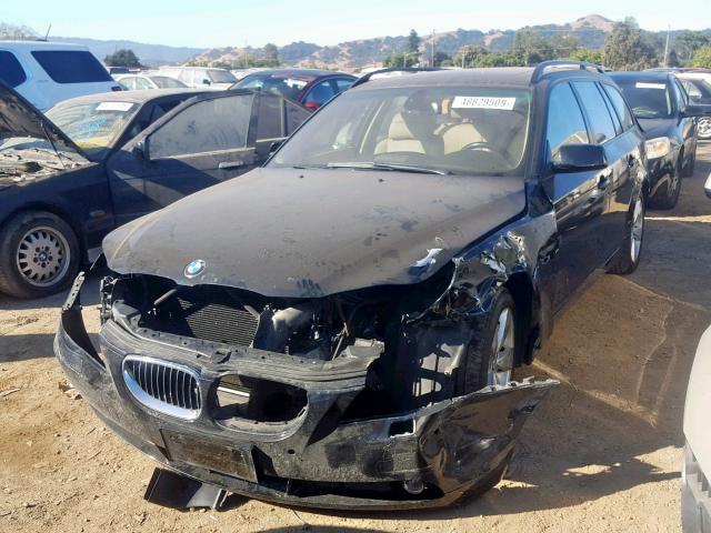 2007 BMW  530 XIT