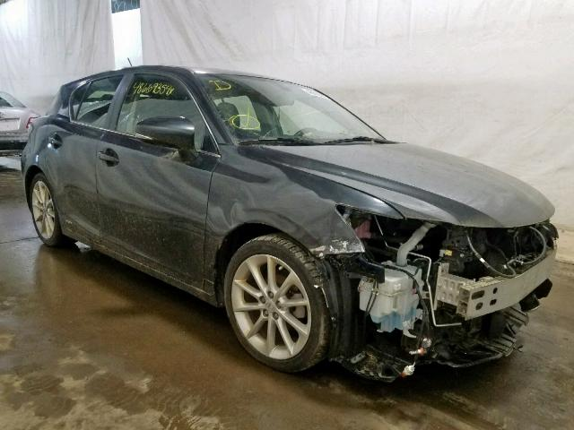 click here to view 2011 LEXUS CT 200 at IBIDSAFELY