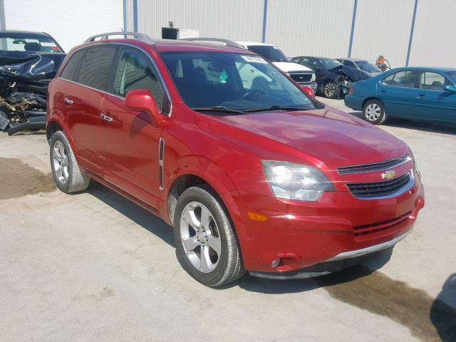 click here to view 2015 CHEVROLET CAPTIVA LT at IBIDSAFELY