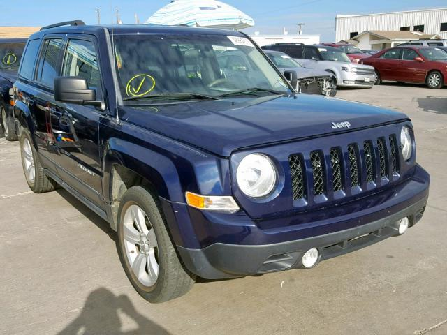click here to view 2013 JEEP PATRIOT SP at IBIDSAFELY