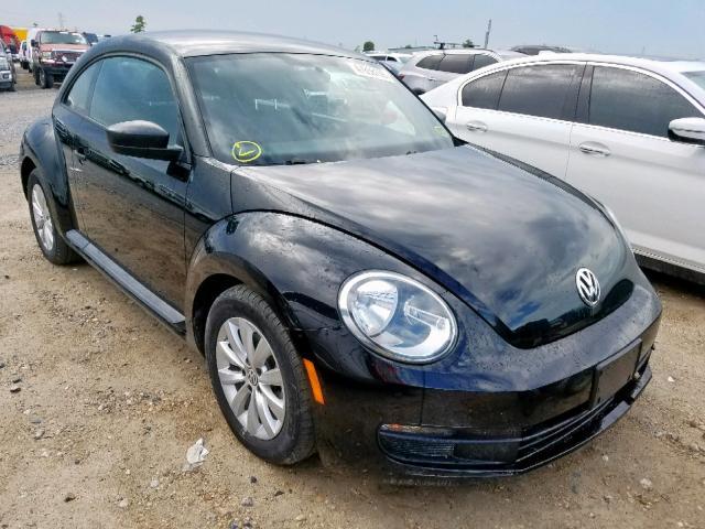 Salvage 2014 Volkswagen BEETLE for sale