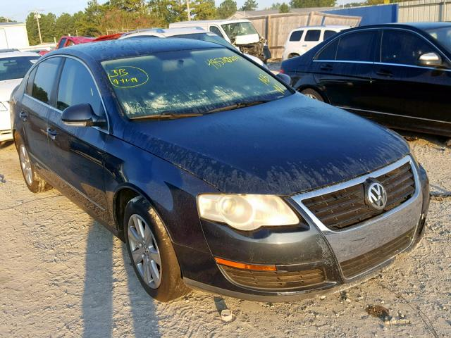 click here to view 2008 VOLKSWAGEN PASSAT TUR at IBIDSAFELY