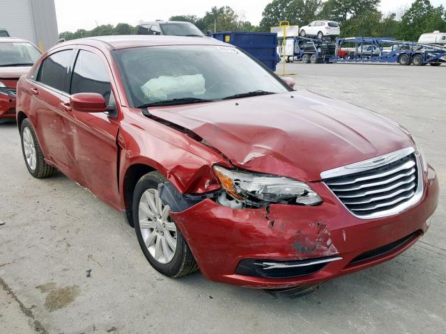 click here to view 2011 CHRYSLER 200 TOURIN at IBIDSAFELY