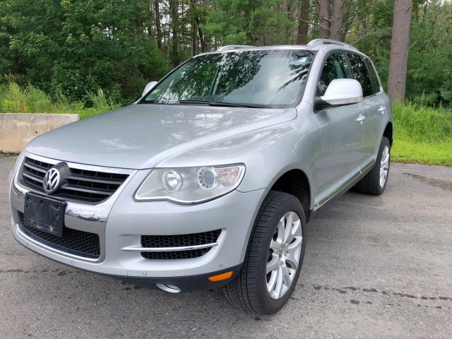 click here to view 2009 VOLKSWAGEN TOUAREG 2 at IBIDSAFELY