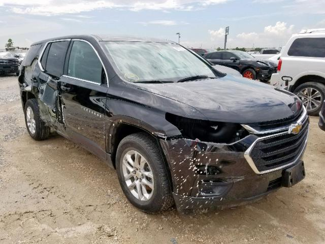 click here to view 2019 CHEVROLET TRAVERSE L at IBIDSAFELY