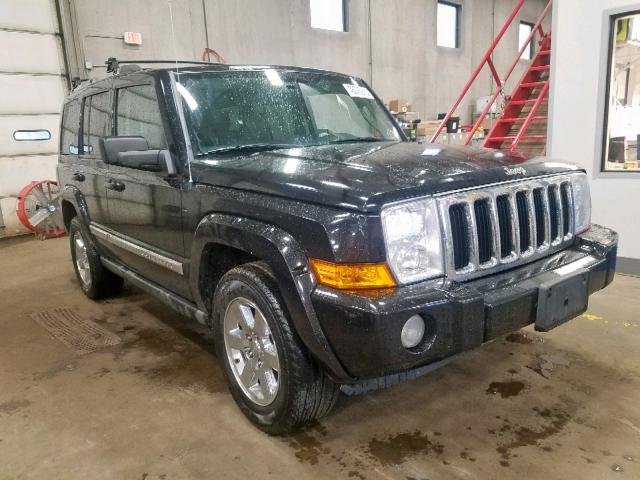 click here to view 2006 JEEP COMMANDER at IBIDSAFELY