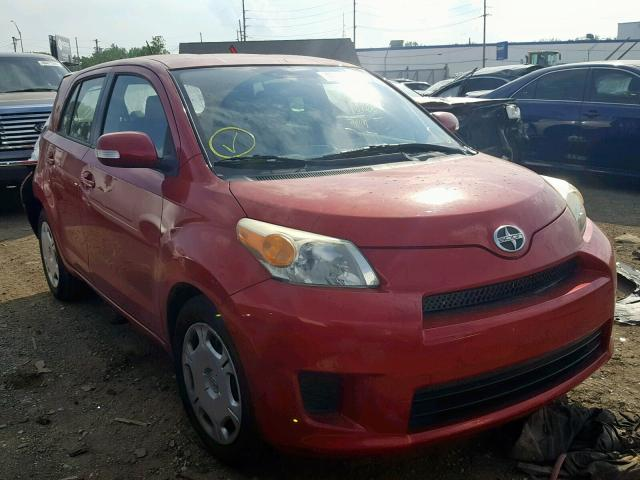 click here to view 2009 TOYOTA SCION XD at IBIDSAFELY