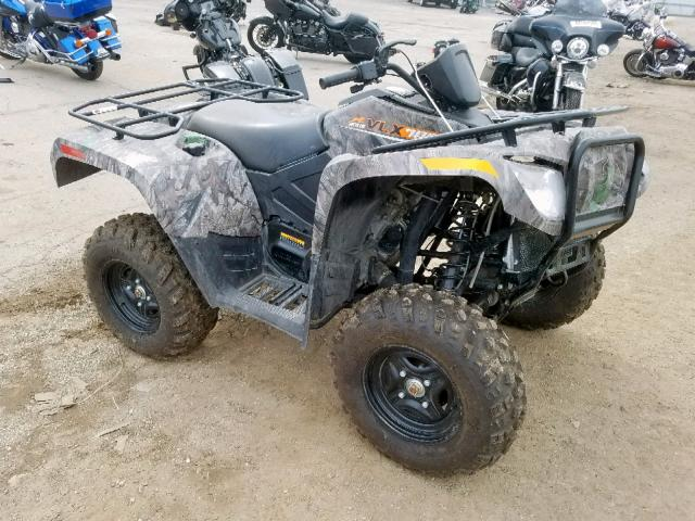 click here to view 2017 ARCTIC CAT ATV at IBIDSAFELY