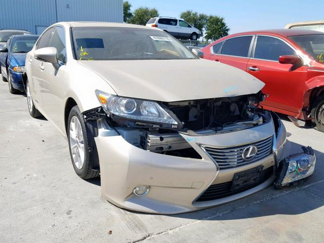click here to view 2015 LEXUS ES 300H at IBIDSAFELY