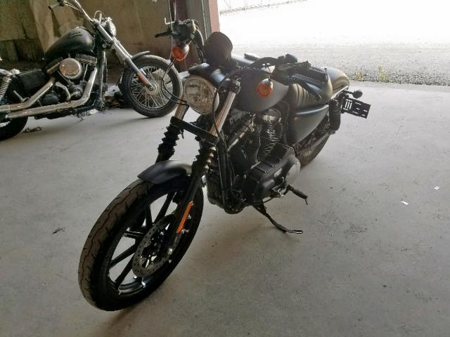 Harley Davidson Louisville Ky >> Salvage Title 2019 Harley Davidson Xl883 N 2 For Sale In Louisville Ky 48325259