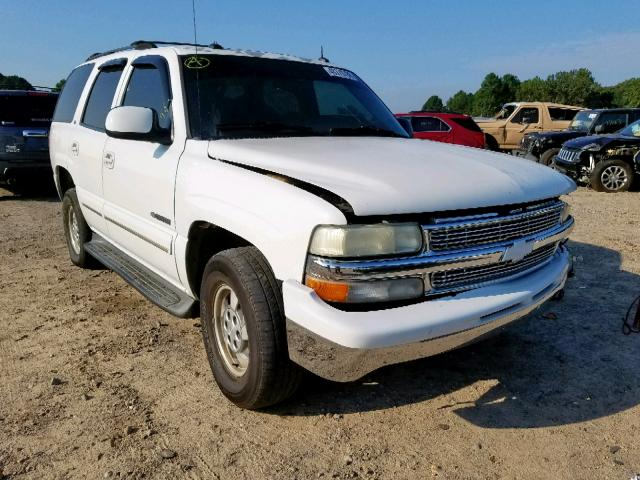 Chevrolet salvage cars for sale: 2003 Chevrolet Tahoe C150