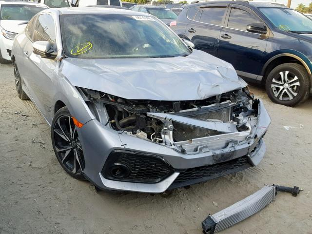 click here to view 2018 HONDA CIVIC SI at IBIDSAFELY