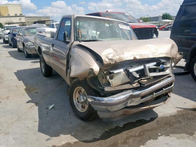 1997 Ford Ranger 2.3L